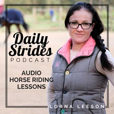 This delivery stream includes current Podcast episodes from the Daily Strides Podcast for Equestrians.  Providing step by step guided instruction on a full range of different topics to do with horse riding and horsemanship.  All episodes have a full blog post published at https://StridesForSuccess.com. New episodes are available every Monday.  Stop riding endless circles in the arena with your horse by subscribing to the Daily Strides Podcast for Equestrians today and begin Making Every Ride Great