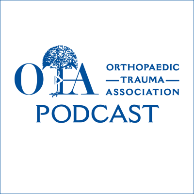 The OTA Podcast Channel is your home for conversations with leading experts in orthopedic trauma. Directed and hosted by the OTA podcast committee, listeners can expect to hear 1-1 interviews with thought leaders, panel discussions on key subjects, hot topic debates from the masters, and timely reviews of clinical papers. The episodes will be structured in series, by subject, and will be 30 minutes in length or less, making it convenient for our members and other listeners. Education is an important mission of the OTA and we are pleased to add the OTA podcast channel to our robust offering of learning opportunities.