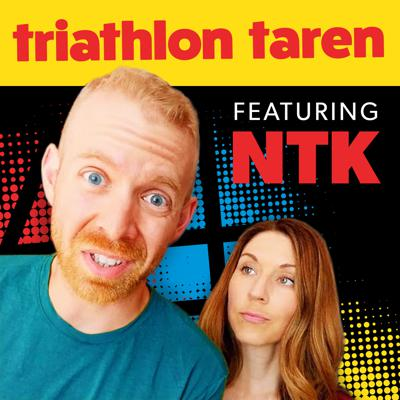 The Triathlon Taren Podcast with Taren and NTK (No Triathlon Kim), features pro triathletes, heavy hitters in the triathlon world, age group triathletes from around the world, and coverage of races and triathlon events.  Every Sunday night on the Triathlon Taren Podcast you'll hear fun, engaging and informative tri-related interviews from the triathlon world led by Taren and NTK.
