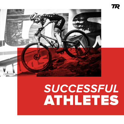 Cover art for Pro MTB on a Mid-Volume Training Plan with Sparky Sears – Successful Athletes 016