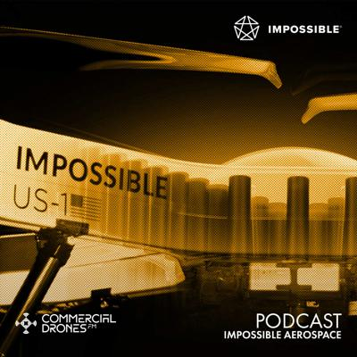Cover art for #097 - Impossible Aerospace