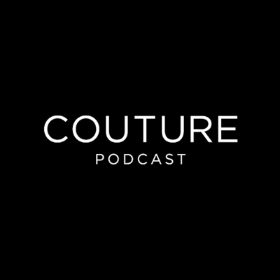 Cover art for The COUTURE Podcast with Bibi van der Velden