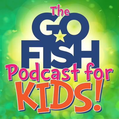 A podcast for kids that won't drive parents bonkers!!  This engaging show is hosted by Go Fish and includes music and segments geared towards children ages 3-10.