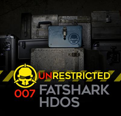 Cover art for Fatshark HDO's (with Grant Martin)