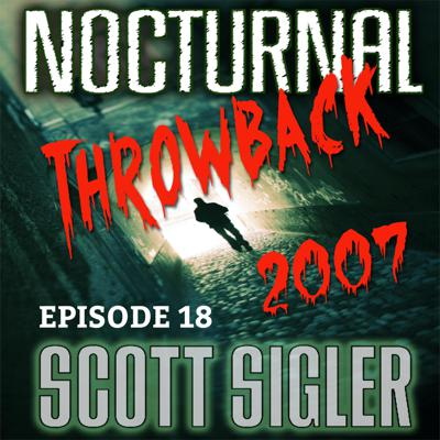 Cover art for NOCTURNAL Throwback Episode #18