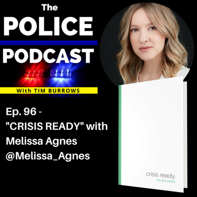 Cover art for Crisis Ready with Melissa Agnes