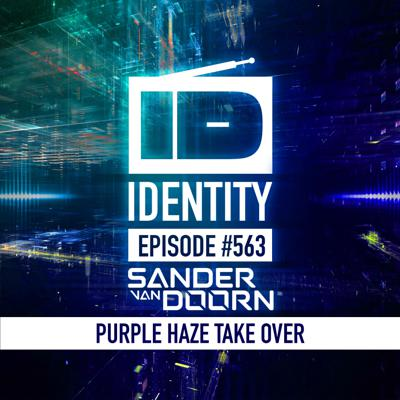 Cover art for Identity 563
