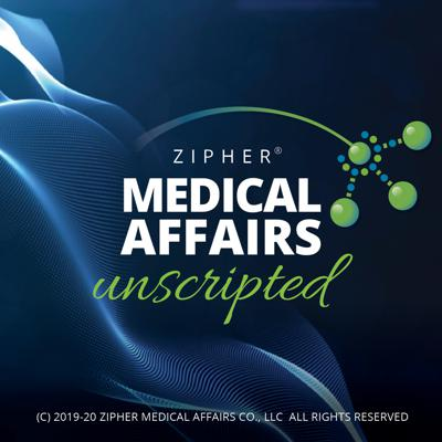 In Medical Affairs Unscripted we explore a range of topics related to the strategic role of Medical Affairs from the perspective of industry experts.  Through these conversations with our guests we will share first hand experience to provide the listener with insights and knowledge about the evolving role of Medical Affairs.