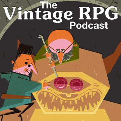 Join Stu Horvath (Vintage RPG, Unwinnable) and John McGuire (Mai-Tai Happy Hour, Ham-Fisted Productions) as they delve into their favorite tabletop roleplaying games from the past, present and future!