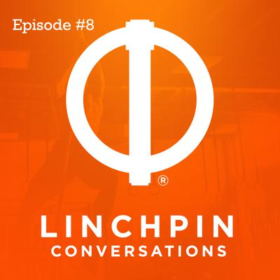 Cover art for Linchpin Conversations #8