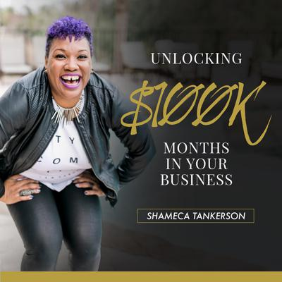 Cover art for EP22: Unlocking $100k Months in Your Business