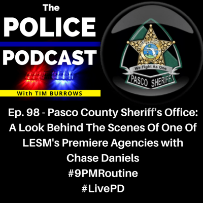 Cover art for The Pasco County Sheriff's Office - Chase Daniels