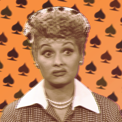 Cover art for I Love Lucy Makes the First Gay Joke in Sitcom History