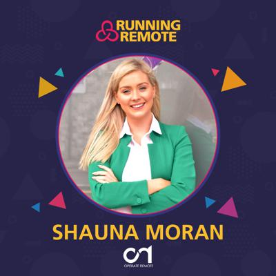 Cover art for Shauna Moran, Founder of Operate Remote