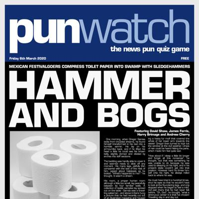 Cover art for 415: Hammer and Bogs
