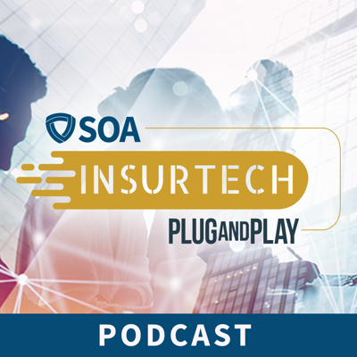"""Actuaries interview InsurTech start-up executives in the """"Get Plugged In"""" podcast series. They share knowledge on evolving technology and InsurTech, as part of the knowledge exchange partnership with the InsurTech accelerator Plug and Play and the Society of Actuaries."""