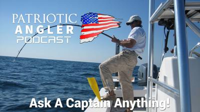 Cover art for Ask A Captain Anything!