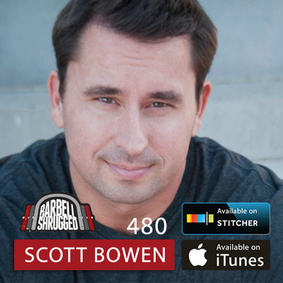 Cover art for Fittogether: Healthy Social Media Focused on Fitness  w/ Anders Varner, and Doug Larson, and Scott Bowen - Barbell Shrugged - #480