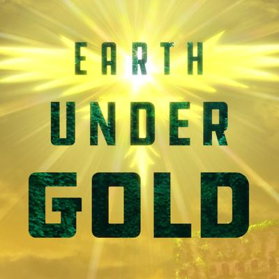 A sci-fi audio drama brewed for the end times, Earth under Gold follows several unlucky humans through the final days of the Golden occupation. In 2033, the Golden -- an alien force composed of six gargantuan birdlike beings -- descended from the heavens and promptly decimated our species. After the slaughter, the Golden corralled the survivors into sprawling refugee camps. Flash forward fifty years -- those camps are now thriving city-states, the leaders of which are eager to assert dominance in a newly opened world. As the Golden begin their exodus, the human race ambles toward a familiar crossroads. Can it find a new way? Will our species free itself from its torturous patterns?
