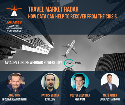 Cover art for Episode 71: How data can help to recover from the crisis (recording of the 5th AviaDev Europe Webinar)