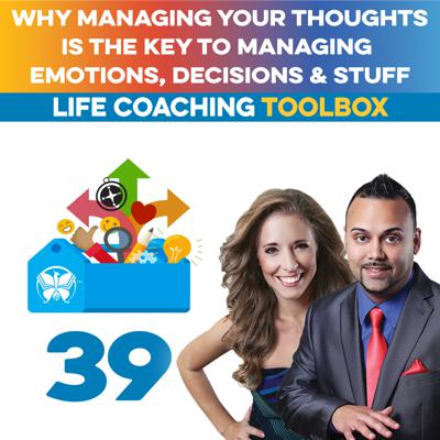 Cover art for Why Managing Your Thoughts is the Key to Managing Emotions, Decisions & Stuff
