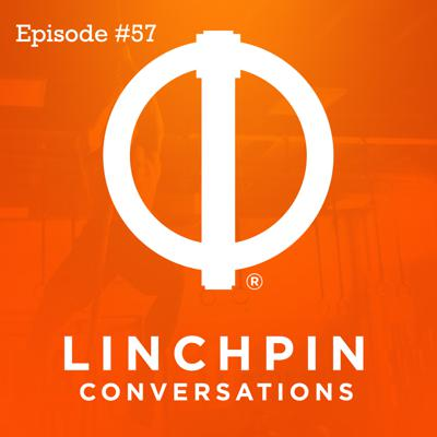Cover art for Linchpin Conversations #57