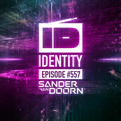 Cover art for Identity 557