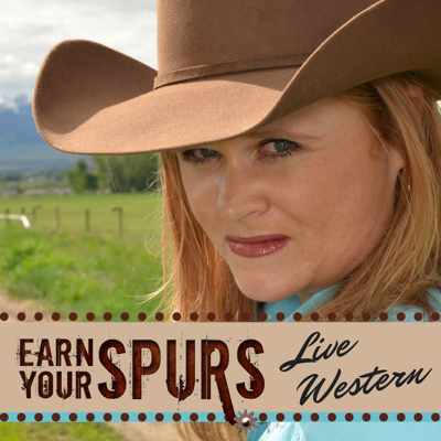 The Earn Your Spurs podcast is a resource for anyone who has ever thought, boy,