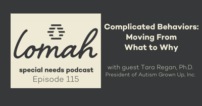 Cover art for #115 - Complicated Behaviors: Moving From What to Why