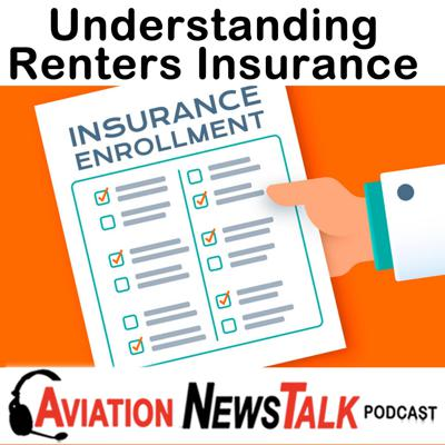 Cover art for 152 Understanding Aircraft Renters Insurance and the Starr Gate App + GA News