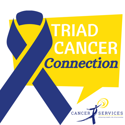 Cover art for Introduction to the Triad Cancer Connection Podcast