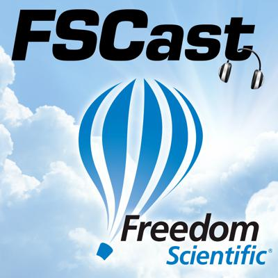 The official podcast of Freedom Scientific, leaders in assistive technology for blind people and those with low vision. Hosted by John and Larry Gasman, FSCast features news, interviews, and product demonstrations relating to Freedom Scientific products such as JAWS and ZoomText. FSCast is a great way to make the most of the products you have as well as learning about what's new and what's around the corner.