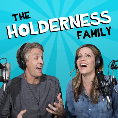 Welcome to the Holderness Family Podcast!   On Facebook and YouTube we are known as The Holderness Family. We make those silly songs and skits with our kids, but on this podcast, it's just us... the real us.   The non-Christmas-jammies-us, the why-can't-my-socks-be-on-the-kitchen-counter-us (Penn) the why-do-I-have-to-go-outside-and-talk-to-people-us (Kim).  On this podcast, we will share the real-life ups and downs of living together, working together, raising kids together, in what we hope is a funny and entertaining way.   We will be taking questions that we are likely unqualified to answer (absolutely unqualified to answer) but we are hoping that the show will make all of your beautiful families realize you're not alone.   You're not alone. We are all a hot mess... a HolderMess.   The HolderMess: the Holderness Family Podcast  Thank you for subscribing and listening!  Hosted by Kim & Penn Holderness  Produced by Max Trujillo
