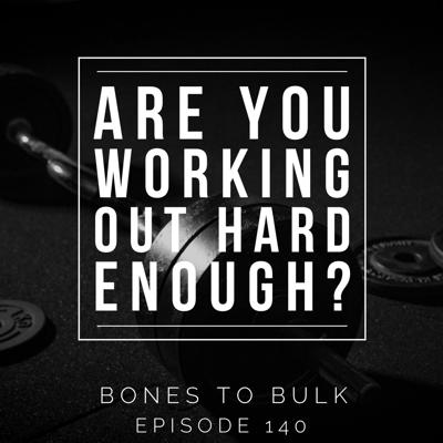 Cover art for Are You Working Out Hard Enough?