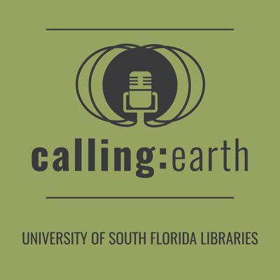 Cover art for Calling: Earth #027 - Michelle Saunders, Geographer