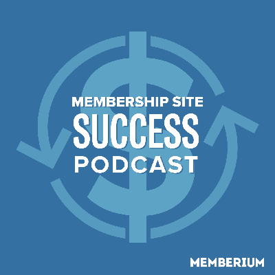 Cover art for How to Create a Successful and Authentic Membership Site That's Built for the Long Term With Tracy Childers