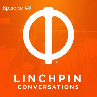 Cover art for Linchpin Conversations #3