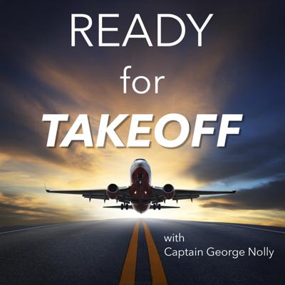 The Ready For Takeoff podcast will help you transform your aviation passion into an aviation career. Every week we bring you instruction and inspiring interviews with top aviators in their field who reveal their flight path to an exciting career in the skies.