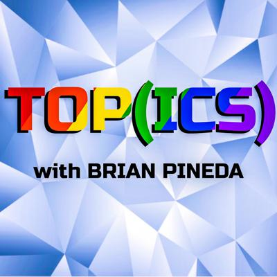 Issues, Community, & Sex is what TOP(ICS) is all about. This podcast is for everyone under the rainbow, the straight people we love, & those that love us back. I was the only openly gay service member while I was deployed in Afghanistan & I found out real fast just how much people are curious about but too afraid to discuss openly. With that in mind, this is a place to have a laugh & learn something. Join me as I fearlessly tackle everything from drag queens, to being a kinkster, & even mental health! Con Amor, Brian Pineda.
