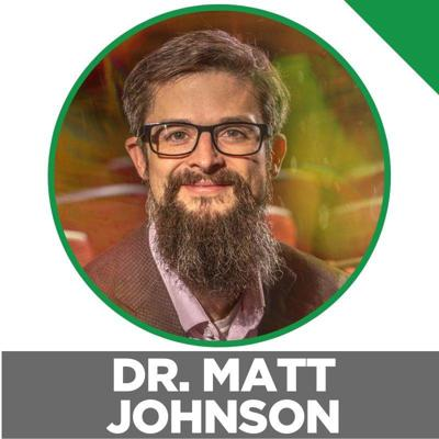 Cover art for What Happens During A Psychedelic Journey: Dr. Matthew Johnson On Psychedelic Treatment Room, The State Of Psychedelic Research & Future of Psychedelic Therapy.