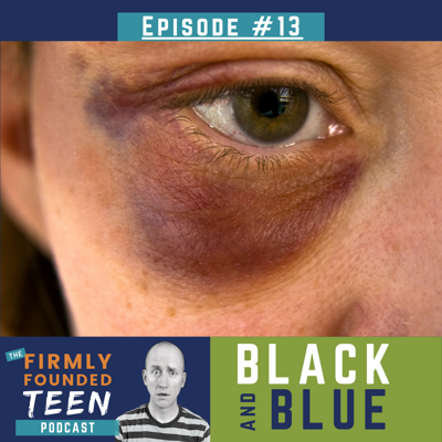Cover art for Ep 13 Black and Blue