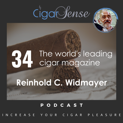 Cover art for 034: The world's leading cigar magazine