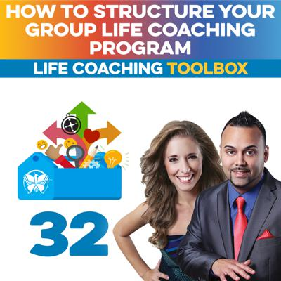 Cover art for How to Structure Your Group Life Coaching Program