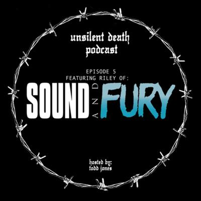 Cover art for Episode 5 - Featuring Riley of Sound and Fury Festival