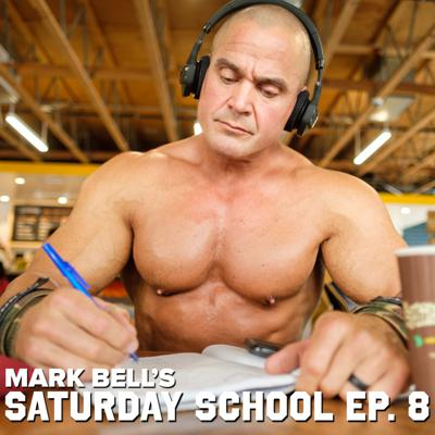 Cover art for Mark Bell's Saturday School EP. 8 - What Drives You?
