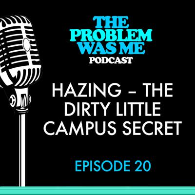 Cover art for Hazing – the dirty little campus secret