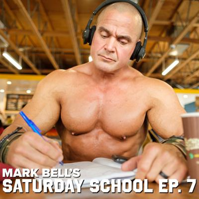 Cover art for Mark Bell's Saturday School EP. 7 - Who Are Your Mentors?