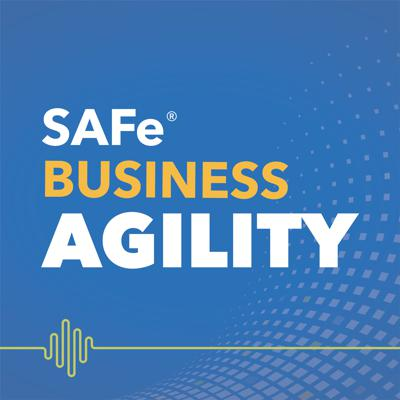 Looking for the latest news, experiences and answers to questions about the Scaled Agile Framework (SAFe®)? You have come to the right place! We're launching an audio platform just for YOU, the SAFe community of practitioners, trainers, users & everyone who engages with SAFe on a daily basis.