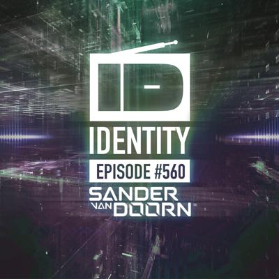 Cover art for Identity 560
