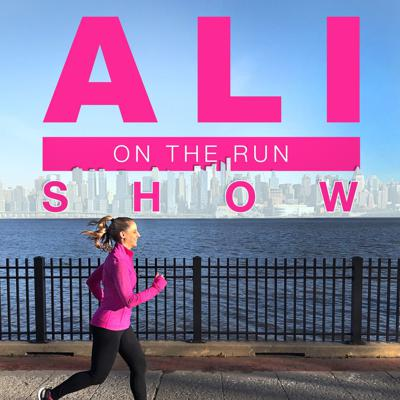 Every week on the Ali on the Run Show, I talk with inspiring people who lead interesting lives on the run and beyond. And while running is what brings us all together, on these episodes, we're digging a little deeper. These conversations are about the decisions people have made to get where they are today, and how getting sweaty has factored in. Whether you're on the run toward something great or away from something that's holding you back, join me on this never-ending adventure, and let's all pick up the pace together.